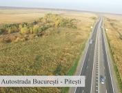 land for sale A1 - Bucuresti Pitesti Highway